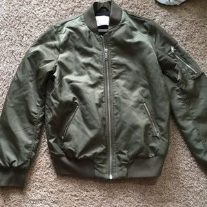 Aritzia Babaton Bomber Jacket